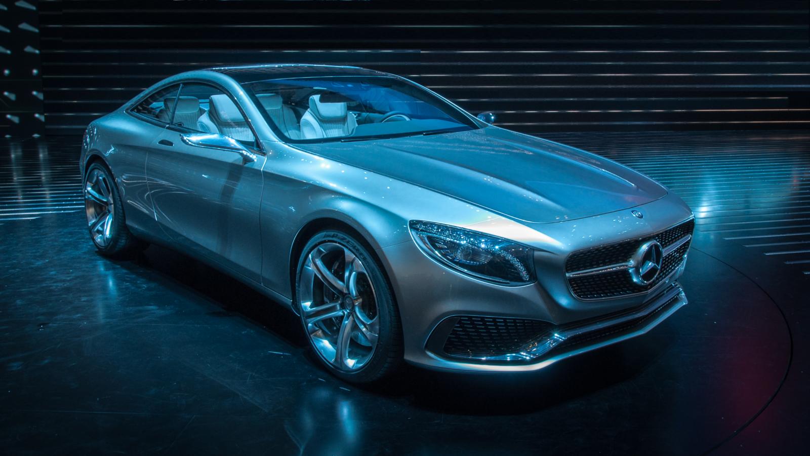 Mercedes nuevo lateral