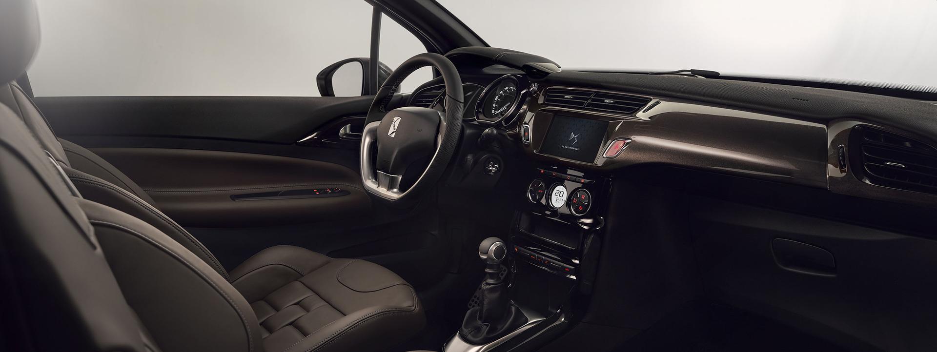 Interior DS3