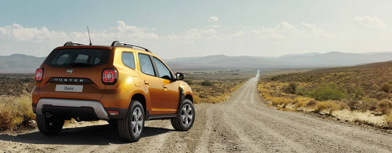 lateral dacia duster