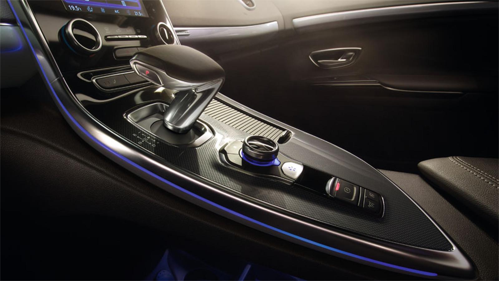 Interior Renault Espace