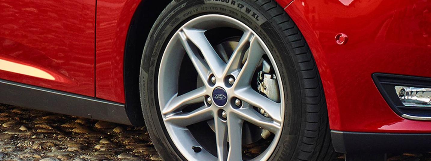 Rueda Ford Focus