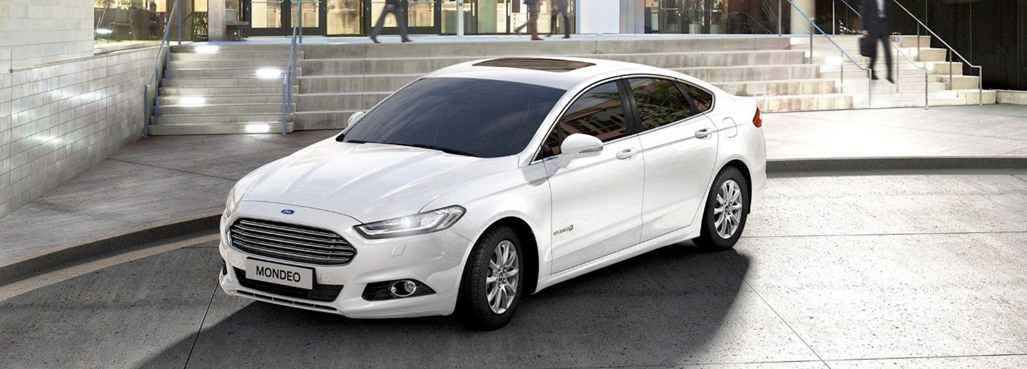 Exterior Ford Mondeo Híbrido