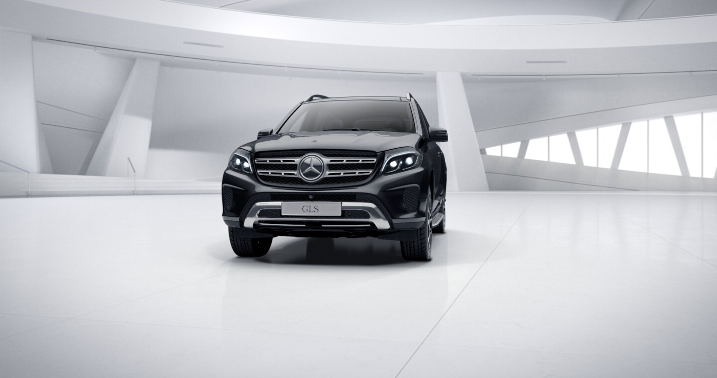 Lateral Mercedes GLS