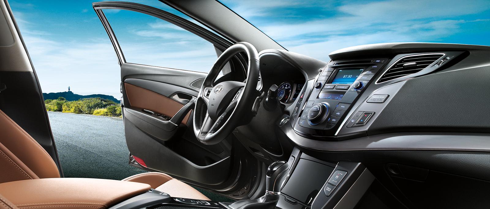 Interior Hyundai i40