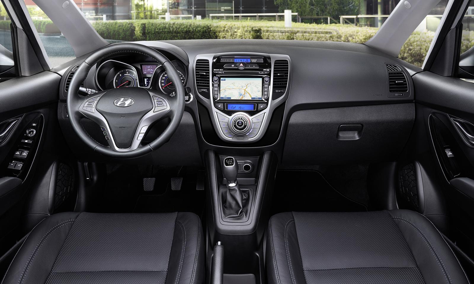 Interior Hyundai ix20