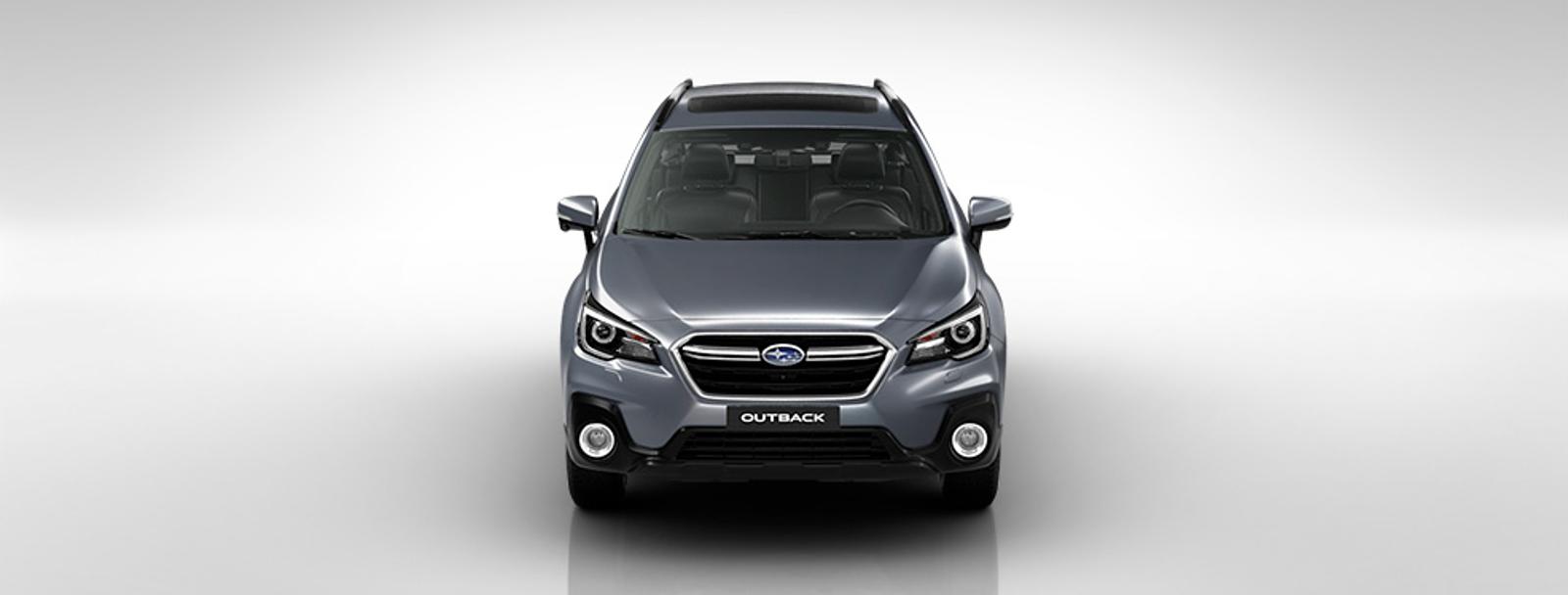 Frontal Subaru Outback