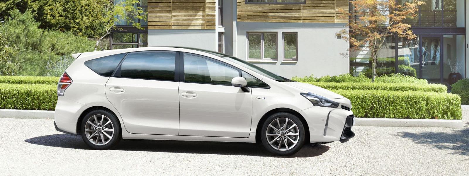 Perfil Toyota Prius+