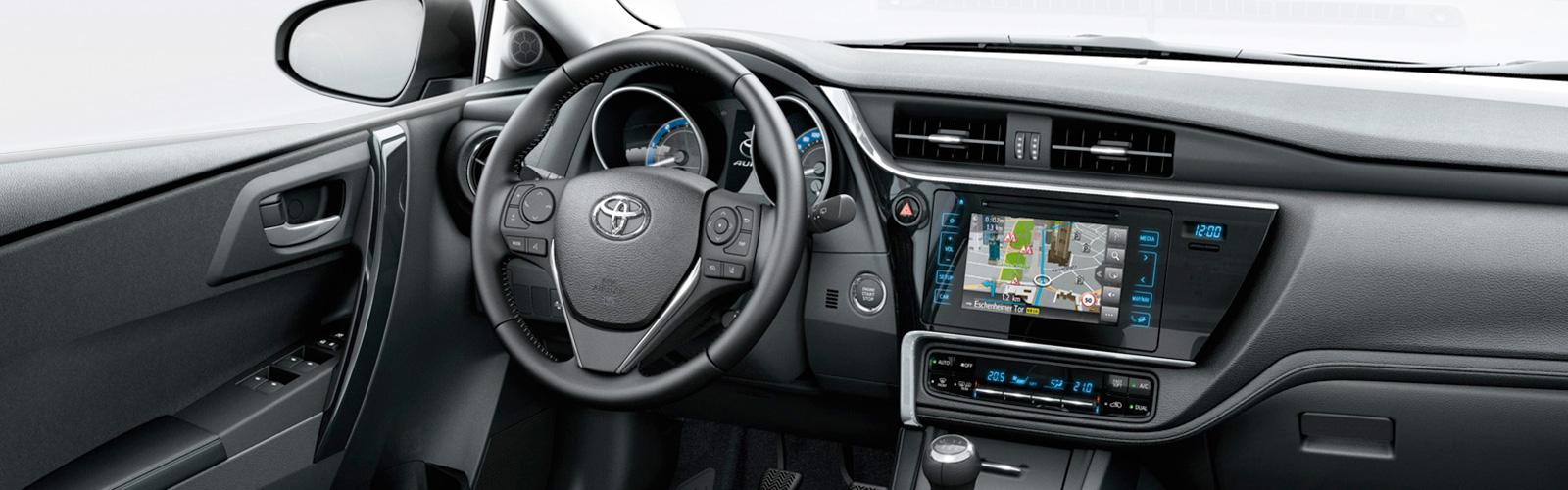 Elige el acabo que más te guste del Toyota Auris Touring Sports