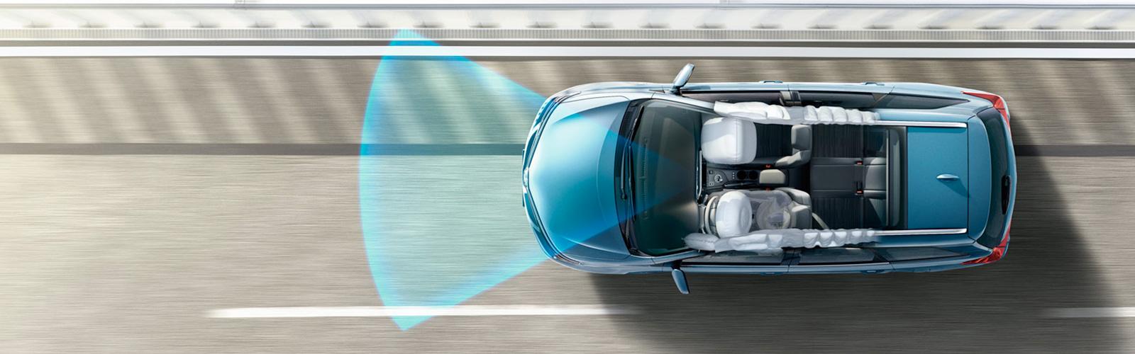 La seguridad es uno de los pilares fundamentales de Toyota