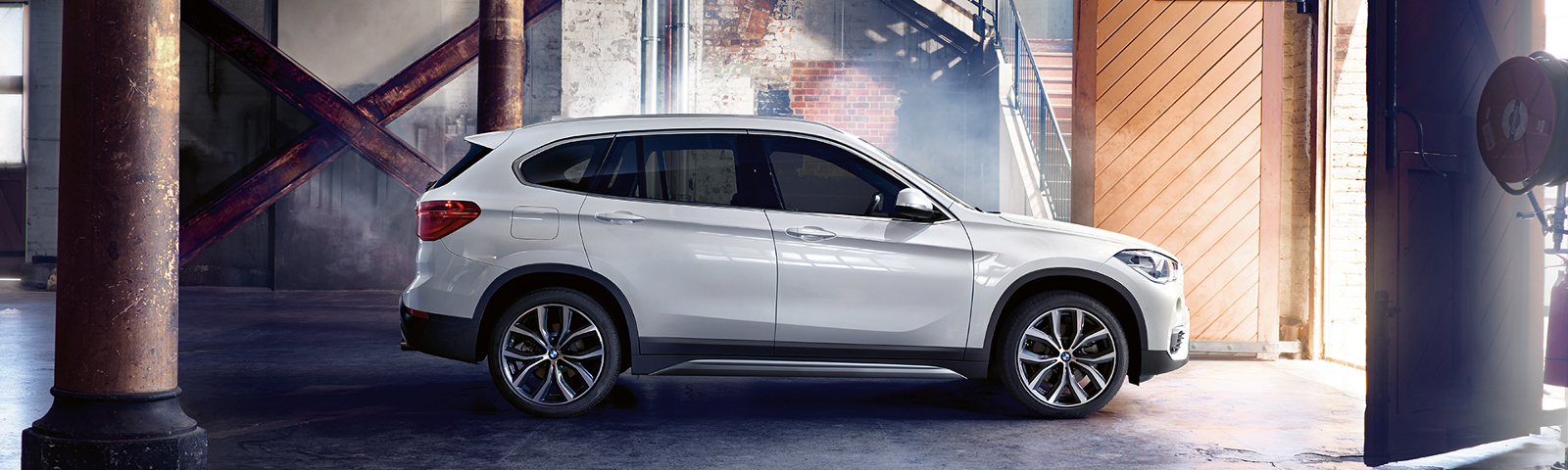 Lateral BMW X1