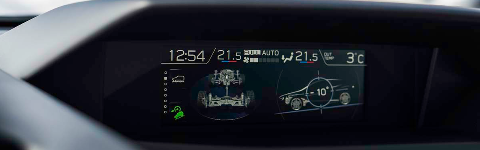 Navegador Subaru XV