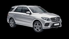 Mercedes Benz GLE Todoterreno