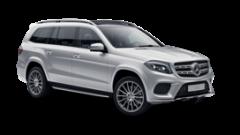 Mercedes Benz GLS Todoterreno