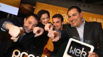 Ganadores del Premio Web Riojano al mejor proyecto digital de PYME