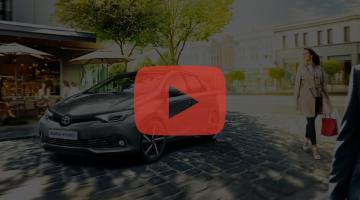 Play para ver los vídeos del Toyota Auris