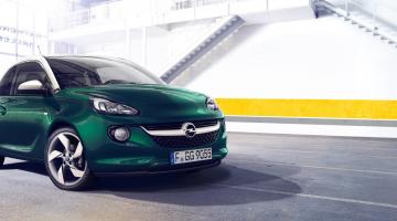 Opel Adam verde