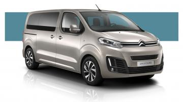 Frontal Citroen Spacetourer