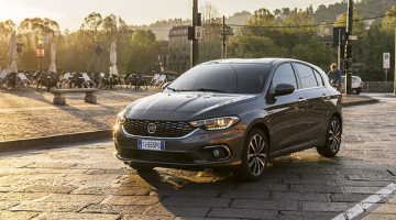 Fiat Tipo gris
