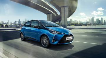 Toyota Yaris, un actualizado espíritu urbanita