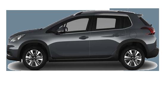 Peugeot 2008 SUV de renting