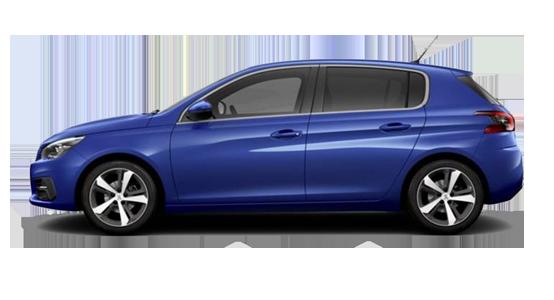 Peugeot 308 5 Puertas de renting