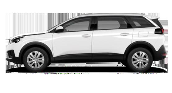 Peugeot 5008 SUV de renting
