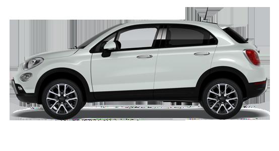 Fiat 500X de renting