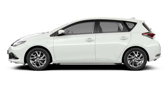 Toyota 1.8 VVT-I Hybrid Business Plus de renting