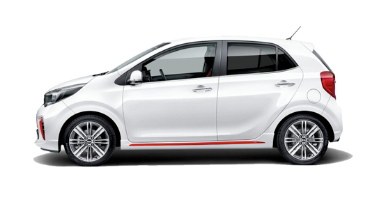 Toyota Aygo de renting