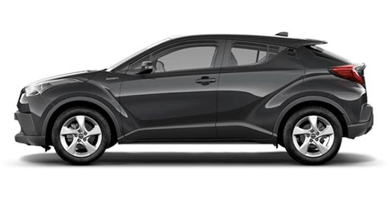 Toyota C-HR de renting