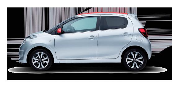 Citroën C1 de renting