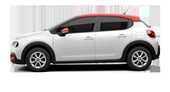 Citroën C3 de renting