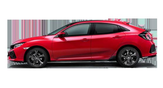 Honda Civic de renting