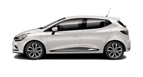 Renault Clio de renting