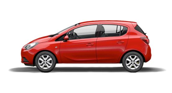 Opel Corsa 5 puertas de renting