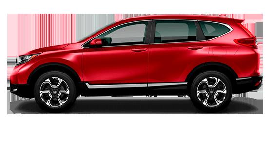 Honda CR-V de renting