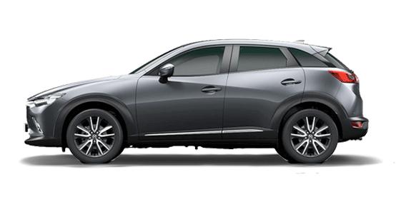 Mazda CX-3 de renting