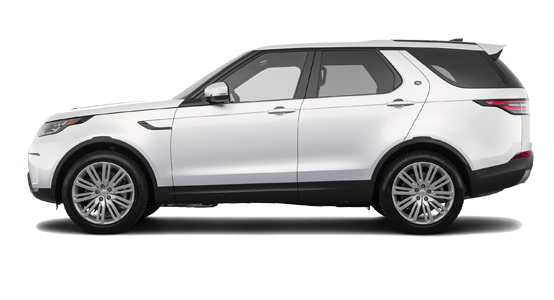 Land Rover Discovery de renting