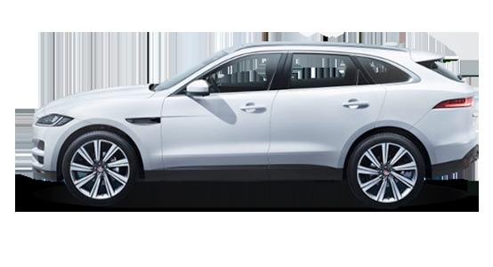 Jaguar F-Pace de renting