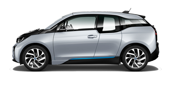 BMW i3 de renting