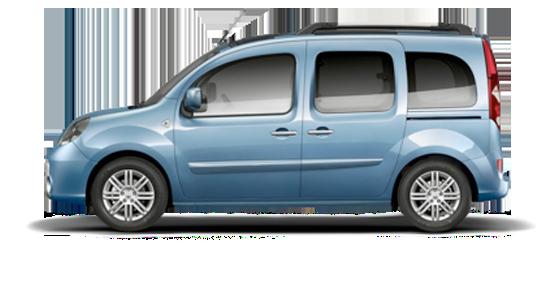 Renault Kangoo de renting