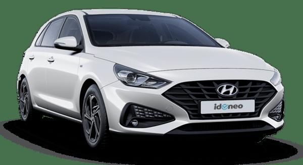 Hyundai 1.6 CRDI 85kW de renting