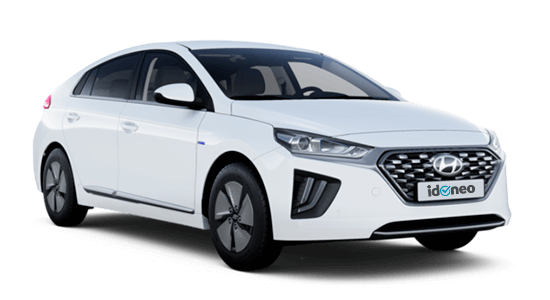 Hyundai 1.6 GDi PHEV DCT de renting