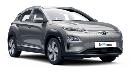Hyundai 100KW EV Klass de renting