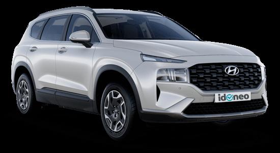 Hyundai 2.0 CRDi 2WD de renting