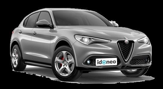 Alfa Romeo STELVIO 2.2 Diésel 154kW (210CV) Veloce Q4 Automático de renting
