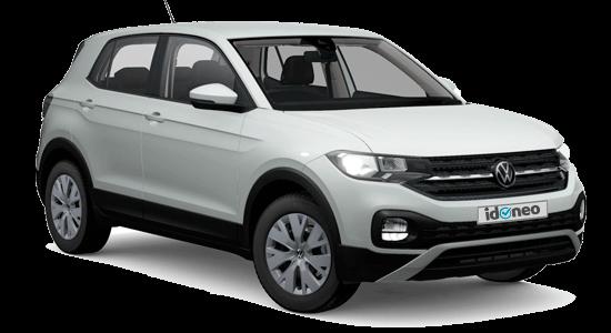 Volkswagen T-Cross 1.0 TSI de renting