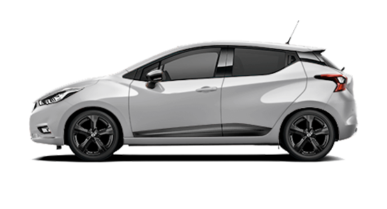 Nissan Micra de renting
