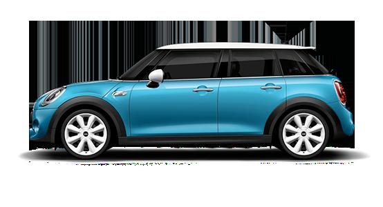 Mini Mini 5 puertas de renting