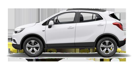 Opel Mokka X de renting